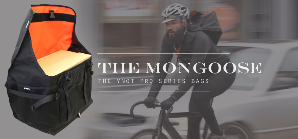 Introducing The NEW Mongoose. Now fits a bankers box!
